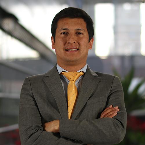 Oscar Leonardo Pantano Mogollón
